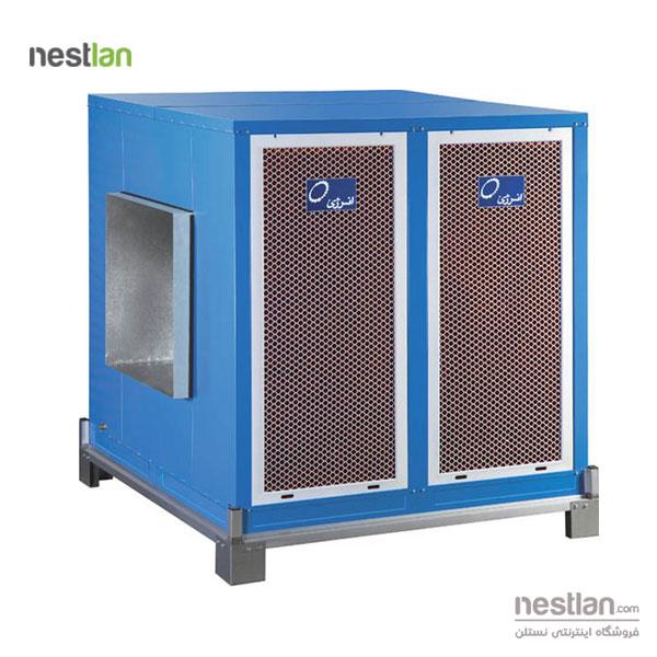 کولر سلولزی صنعتی انرژی مدل EC2500 | Energy EC2500 Industrial Evaporative Cooler