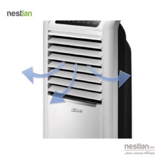 فن سرمایش گرمایش فلر HC200
