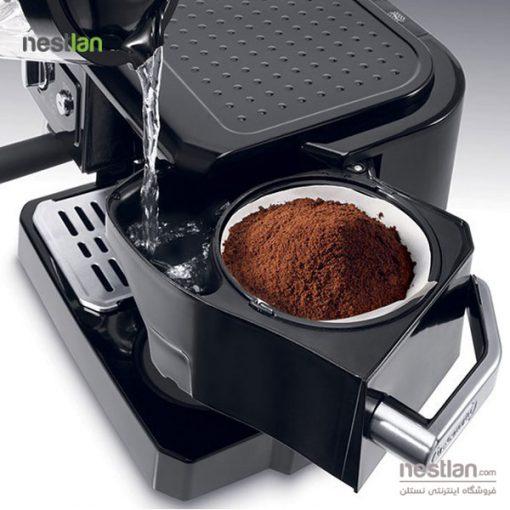 قهوه ساز ترکیبی دلونگی مدل BCO410.1
