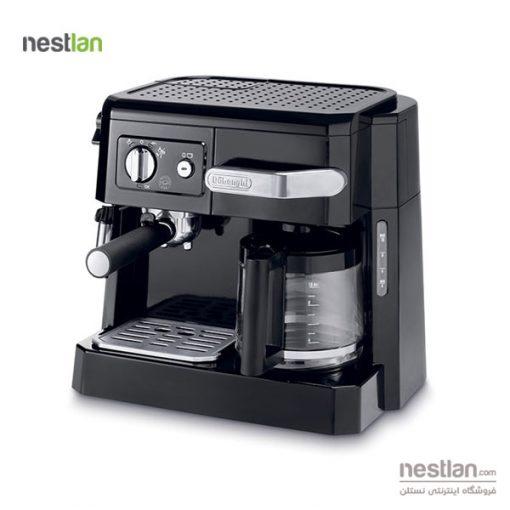 قهوه ساز ترکیبی دلونگی مدل Delonghi BCO410.1