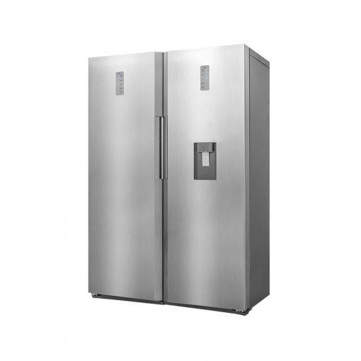 یخچال فریزر دوقلو دوو مدل DELR-2000-DELF-2000