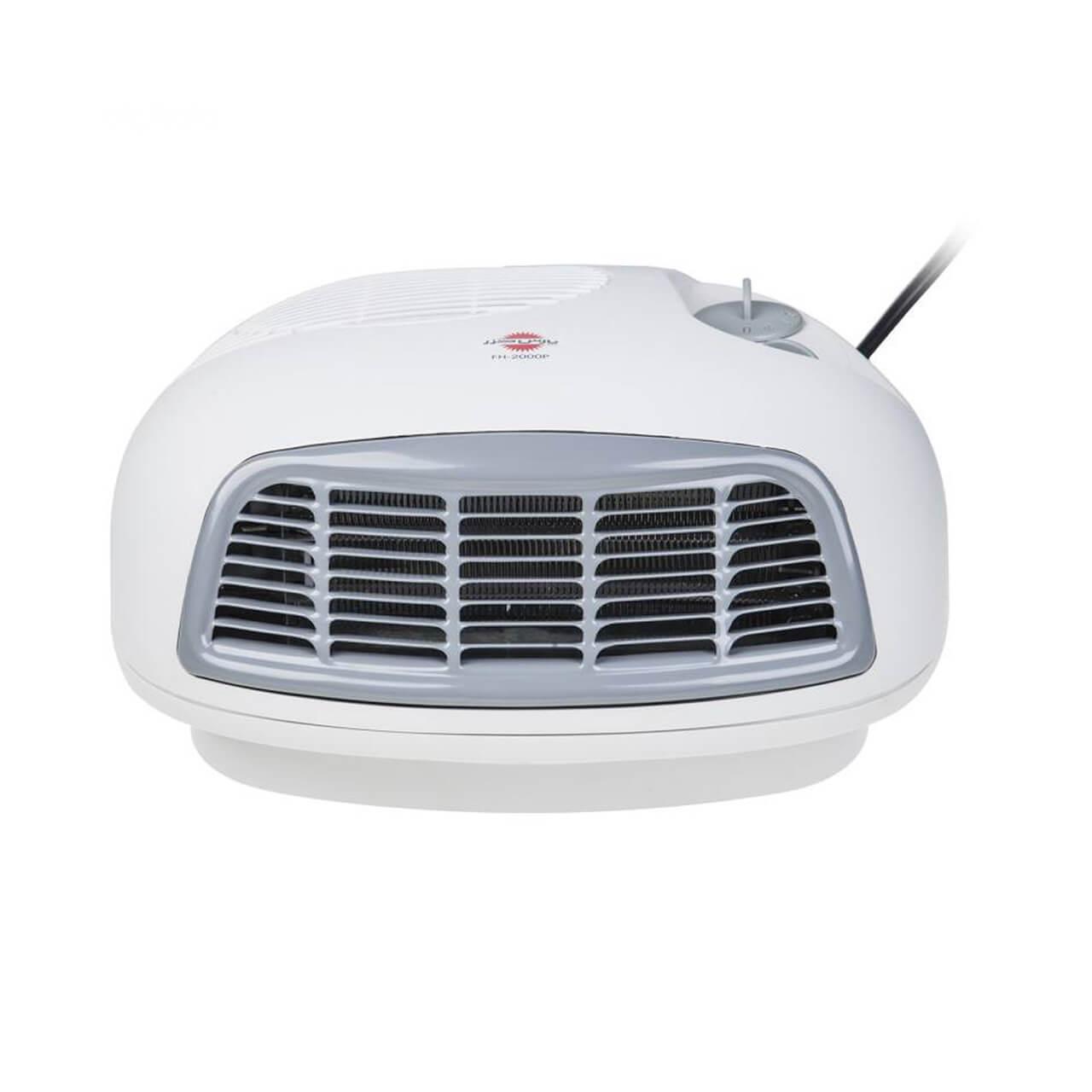 بخاری برقی فن دار پارس خزر | Parskhazar Fan Heater FH2000P