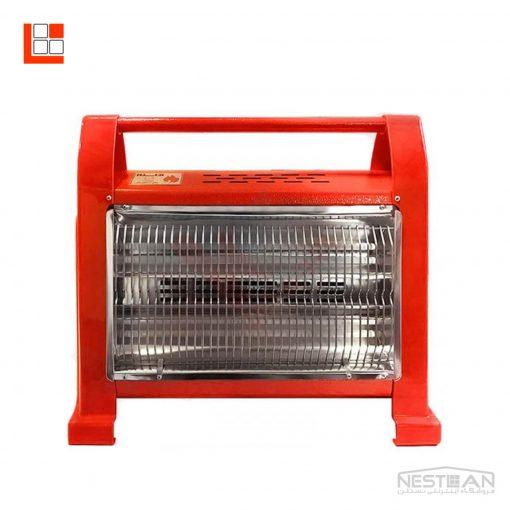 بخاری برقی فن دار آراسته 2000