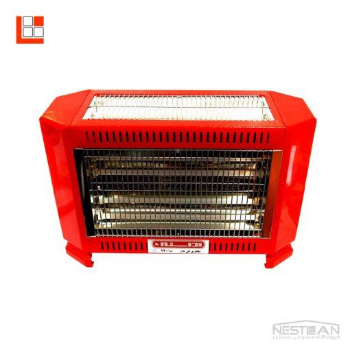بخاری برقی فن دار آراسته 2200