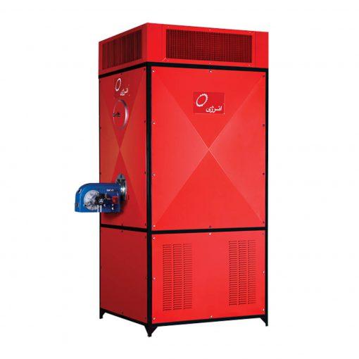 کوره هوای گرم گازی انرژی مدل GF1560