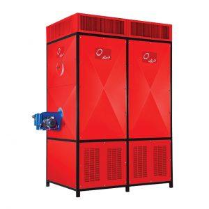 کوره هوای گرم گازوئیلی انرژی مدل OF3000