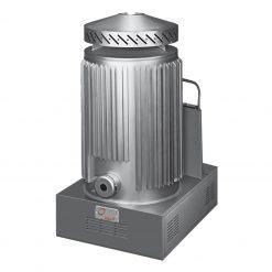بخاری کارگاهی نفتی-گازوئیلی انرژی مدل DW0250