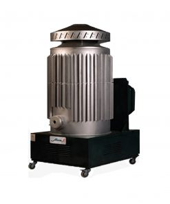 بخاری کارگاهی نفتی-گازوئیلی 52000 گرمسال GL905