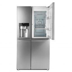 یخچال فریزر ساید بای ساید ال جی مدل Bentlee SXB550