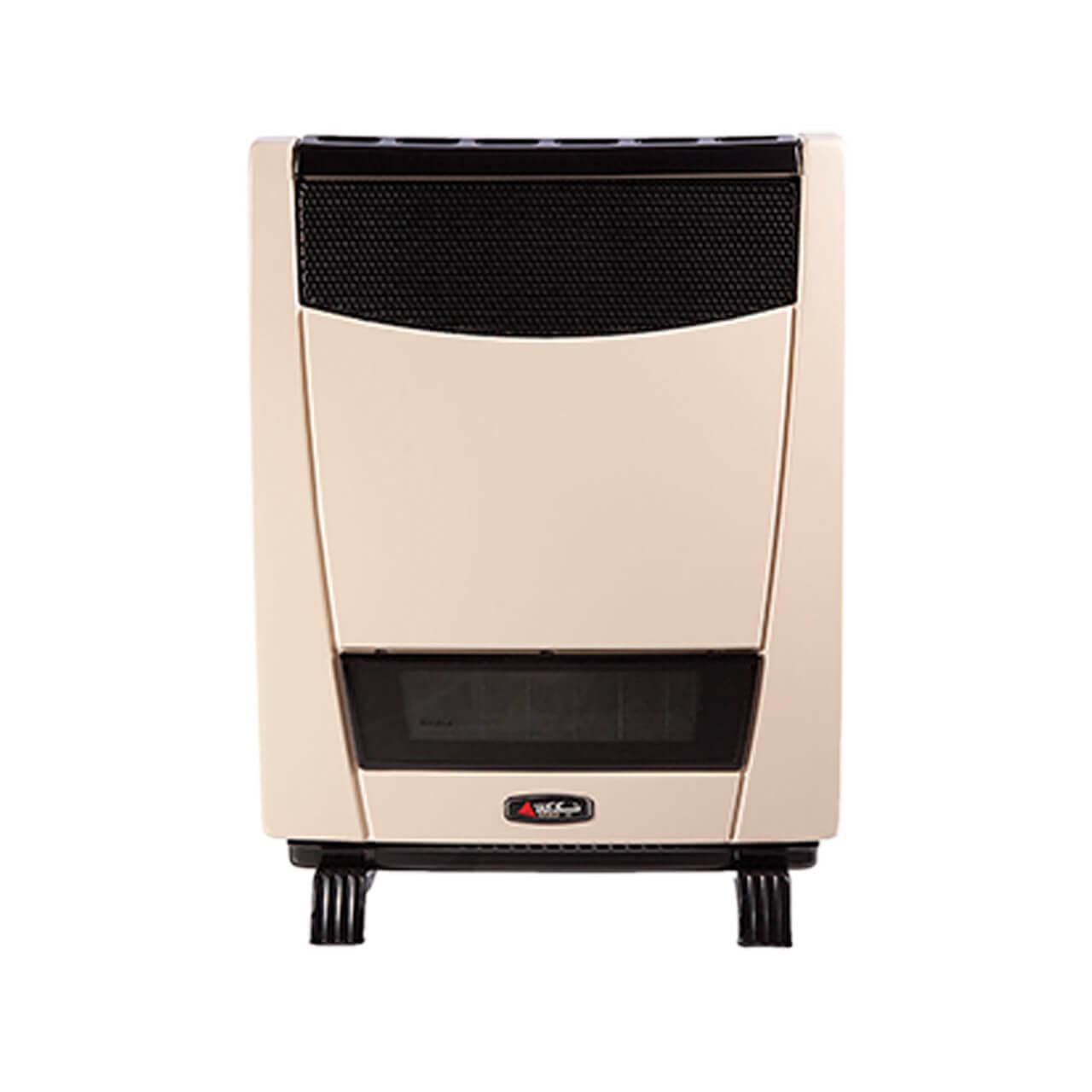 بخاری گازی با دودکش نیک کالا | هوشمند Nicala Gas Heater AB7