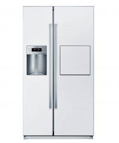 یخچال فریزر ساید بای ساید بوش مدل KAD80A104