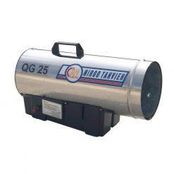 هیتر گازی نیرو تهویه البرز مدل QG 25