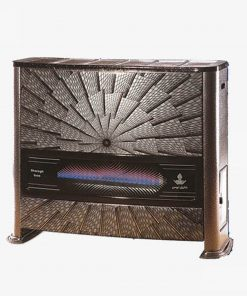 بخاری گازی شارق توس مدل مرجان 120 ساده