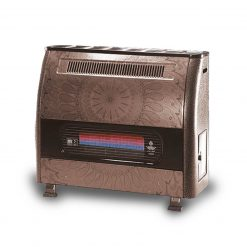 بخاری گازی شارق توس مدل شراره 90 ساده