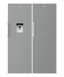 یخچال و فریزر دوقلو بکو مدل 445K23DX/350L23X