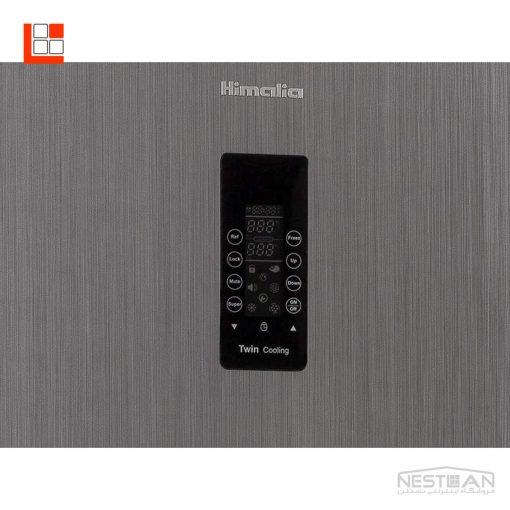 صفحه نمایش یخچال فریزر هیمالیا کمبی 530