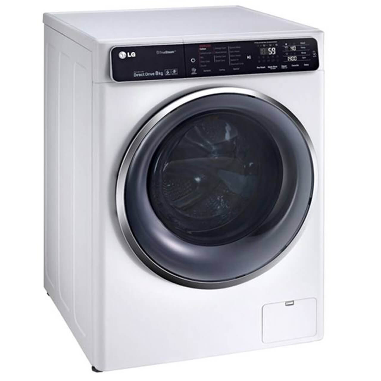 ماشین لباسشویی ۸ کیلویی ال جی مدل WM-L85S |