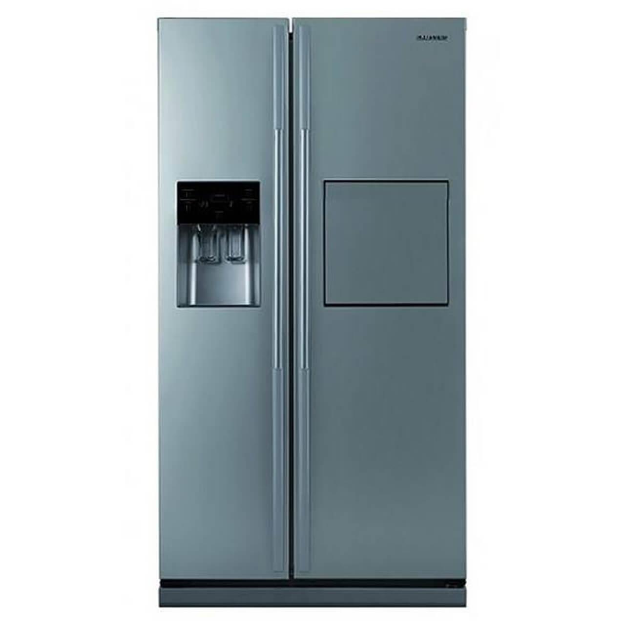 یخچال فریزر ساید سامسونگ مدل RS225 PTEW | Samsung RS225PTEW Refrigerator