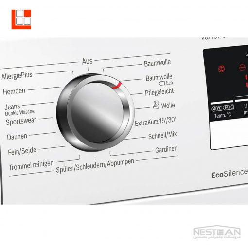 ماشین لباسشویی مدل WAN28290 بوش