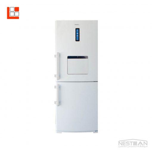 یخچال فریزر الکترواستیل ES35 یخسازدار