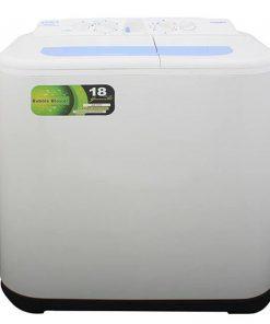 ماشین لباسشویی دوقلو پاکشوما مدل PWT8523LN ظرفیت 8 کیلوگرم