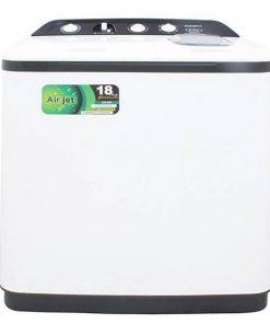ماشین لباسشویی دوقلو پاکشوما مدل PWT9614AJ ظرفیت 9 کیلوگرم