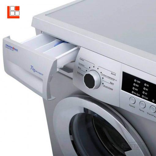 ماشین لباسشویی 7 کیلویی پاکشوما WFU-71201