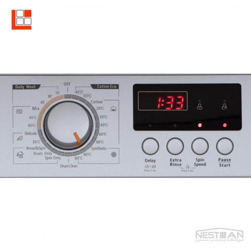 صفحه ی لباسشویی نمایش پاکشوما مدل WFU-81128