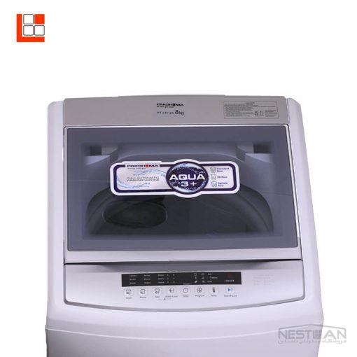 ماشین لباسشویی 8 کیلویی پاکشوما WTU-8012