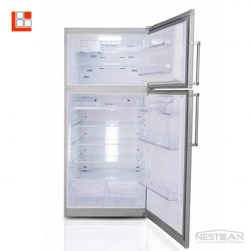 داخل یخچال و فریزر بالا وستل مدل GTN6401