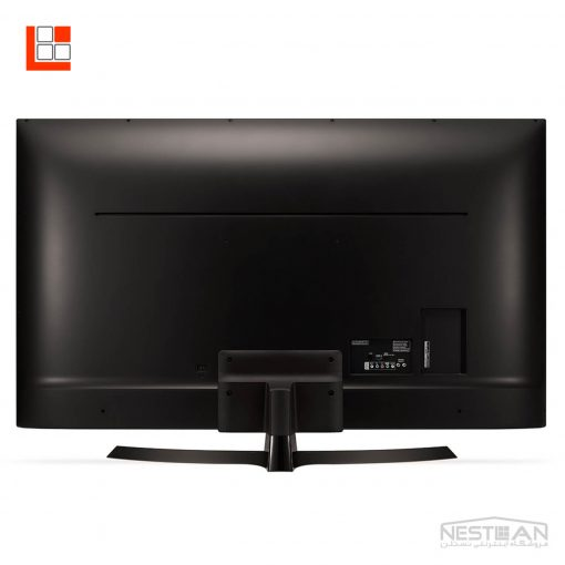 تلویزیون ال ای دی هوشمند ال جی 43UJ66000GI سایز 43 اینچ