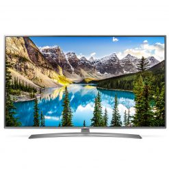 تلویزیون ال ای دی هوشمند ال جی مدل 49UJ69000GI سایز 49 اینچ