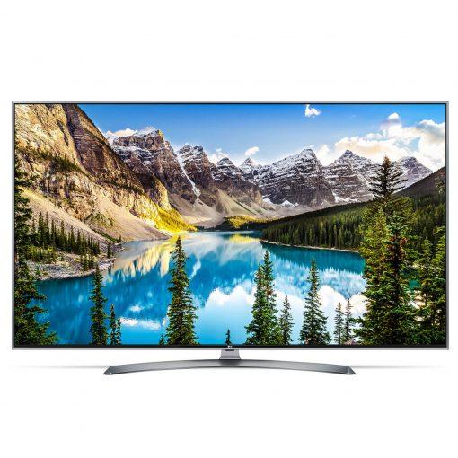 تلویزیون ال ای دی هوشمند ال جی مدل 49UJ75200GI سایز 49 اینچ