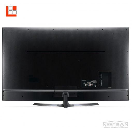 تلویزیون ال ای دی هوشمند 49 اینچ مدل ال جی 49UJ75200GI