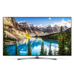 تلویزیون ال ای دی هوشمند ال جی مدل 55UJ75200GI سایز 55 اینچ
