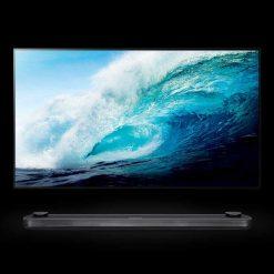 تلویزیون اولد هوشمند ال جی سری SIGNATURE مدل OLED77W7T سایز 77 اینچ