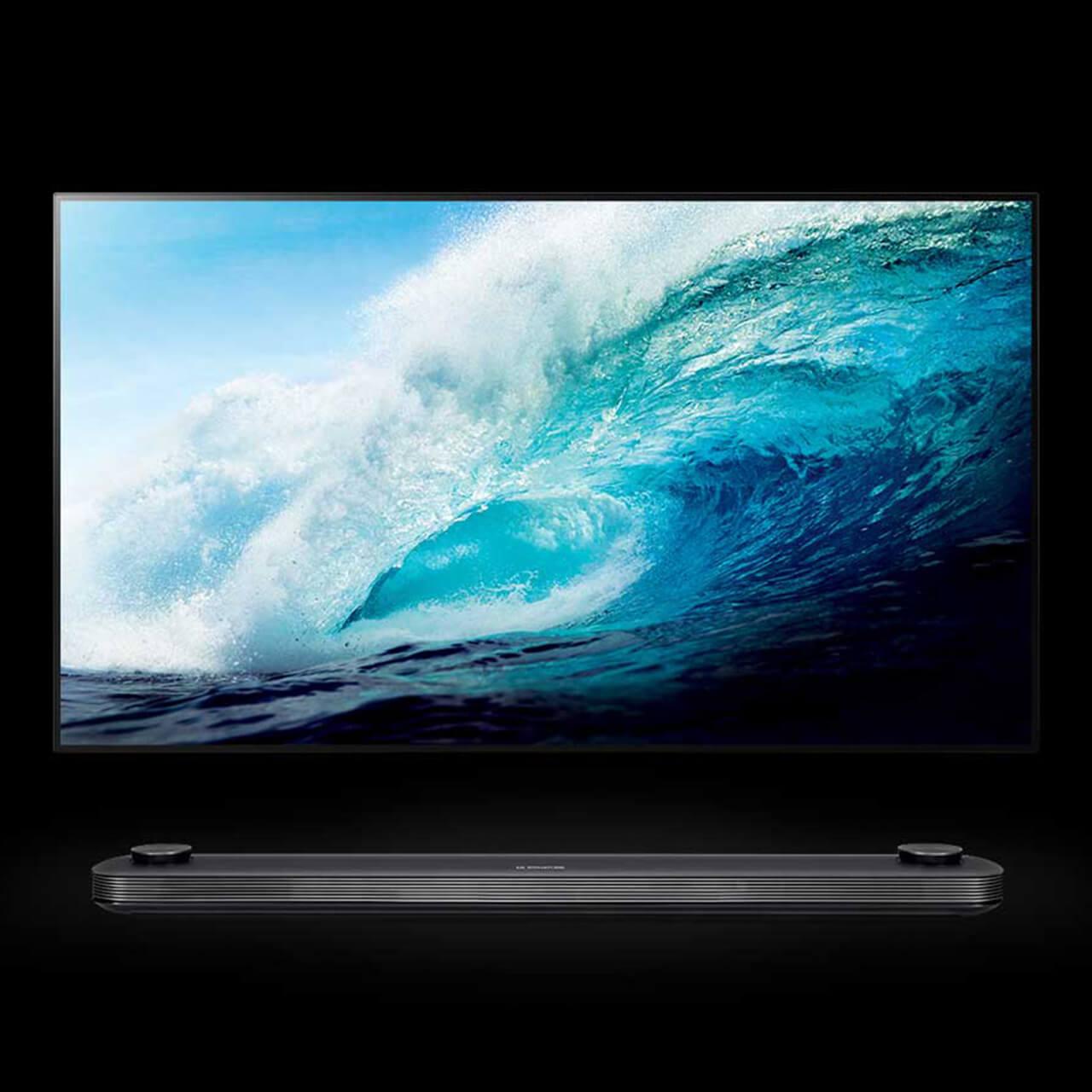 تلویزیون اولد هوشمند ال جی سری SIGNATURE مدل OLED77W7T سایز ۷۷ اینچ |