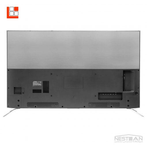 تلویزیون ال ای دی هوشمند ایکس ویژن مدل 55XTU815