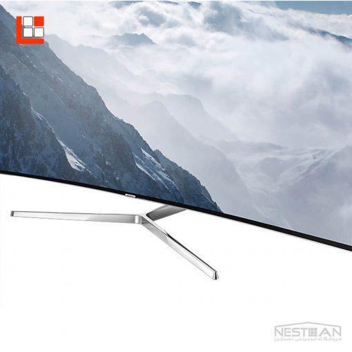 تلویزیون هوشمند سامسونگ مدل KS9995 از نمای دیگر