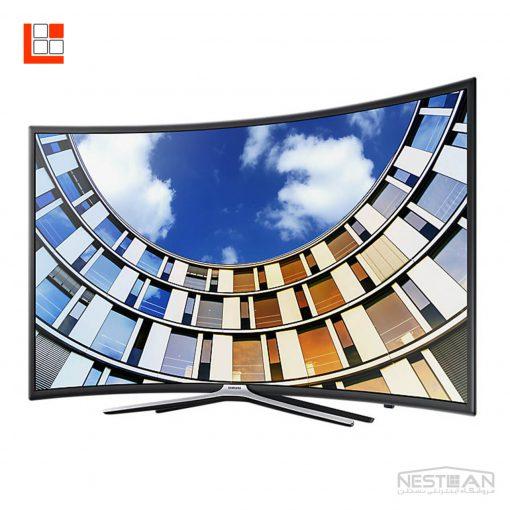 تلویزیون ال ای دی هوشمند منحنی سامسونگ مدل N6950