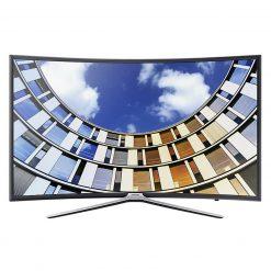 تلویزیون ال ای دی هوشمند منحنی سامسونگ مدل N6950 سایز 49