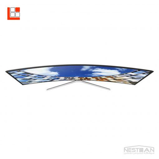 نمای بالا از تلویزیون سامسونگ مدل N6950