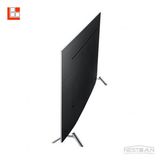 تلویزیون Samsung مدل NU8900 از نمای پشت