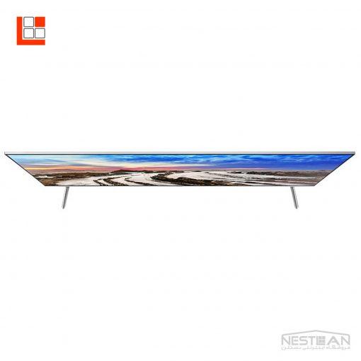 تلویزیون Samsung مدل NU8900 از نمای بالا